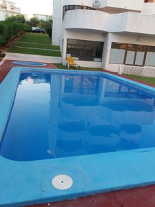 Photo for T1 with pool in Albufeira