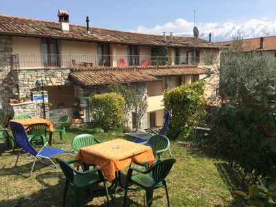 Photo for 2BR Apartment Vacation Rental in Vesio, Lombardia