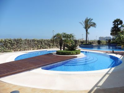 Photo for Punta Cormoran Two Bedroom Apartment LMHR40