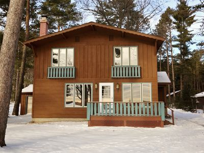 Photo for 4BR House Vacation Rental in Saint Germain, Wisconsin