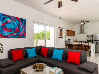 Photo for Luxury 2BR apartment near Cancun Airport