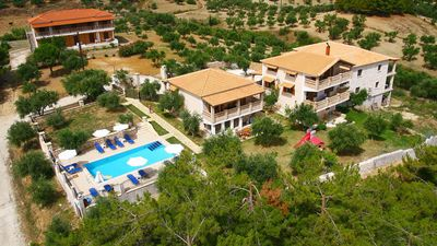 Photo for Apartments in Ano Vassilikos with communal pool