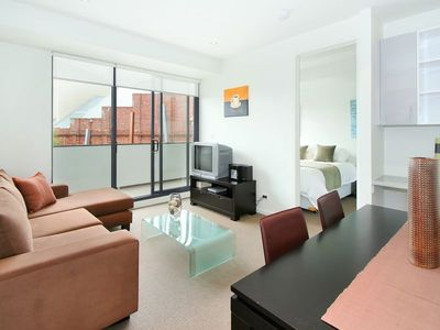 Photo for 1BR Apartment Vacation Rental in Saint Kilda, VIC