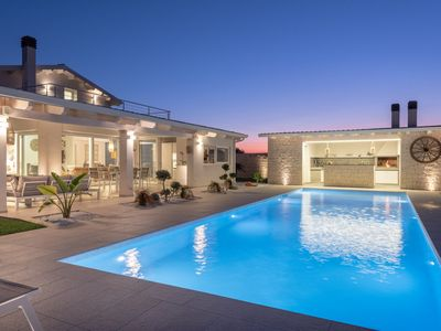 Photo for luxury villa 300 meter from the beach