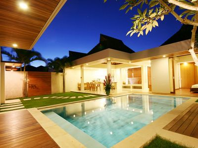 Photo for Bima1, 2 Bedroom Villa On Central Seminyak