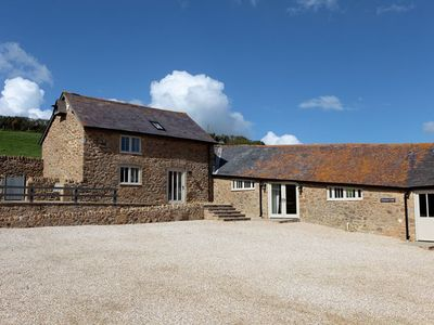 Photo for CLAYHANGER LODGE Large Detached Barn Conversion (Sleeps 6 in 3 Super King Ensuite Bedrooms)
