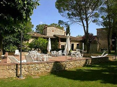 Photo for Apartments in the heart of the Chianti countryside