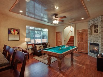 Photo for Updated Home with Pool Table (ST49)