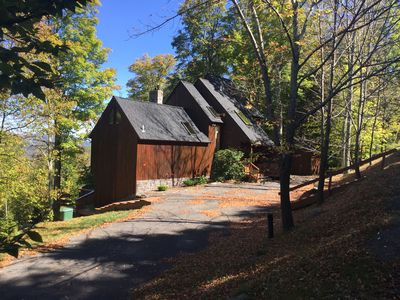 Photo for ON MOUNTAIN - 4 BED, 4 BATH RETREAT - WALK TO SLOPES!