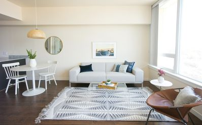 Photo for Sonder | Pinnacle on the Park | Chic 1BR + Balcony