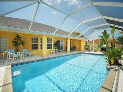 Photo for Wischis Florida Vacation Home - Pineapple Paradise in Cape Coral