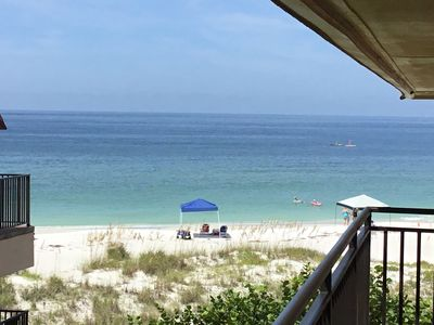 Photo for Anna Maria Island Beautiful  Gulf Front Complex with Gulf Views