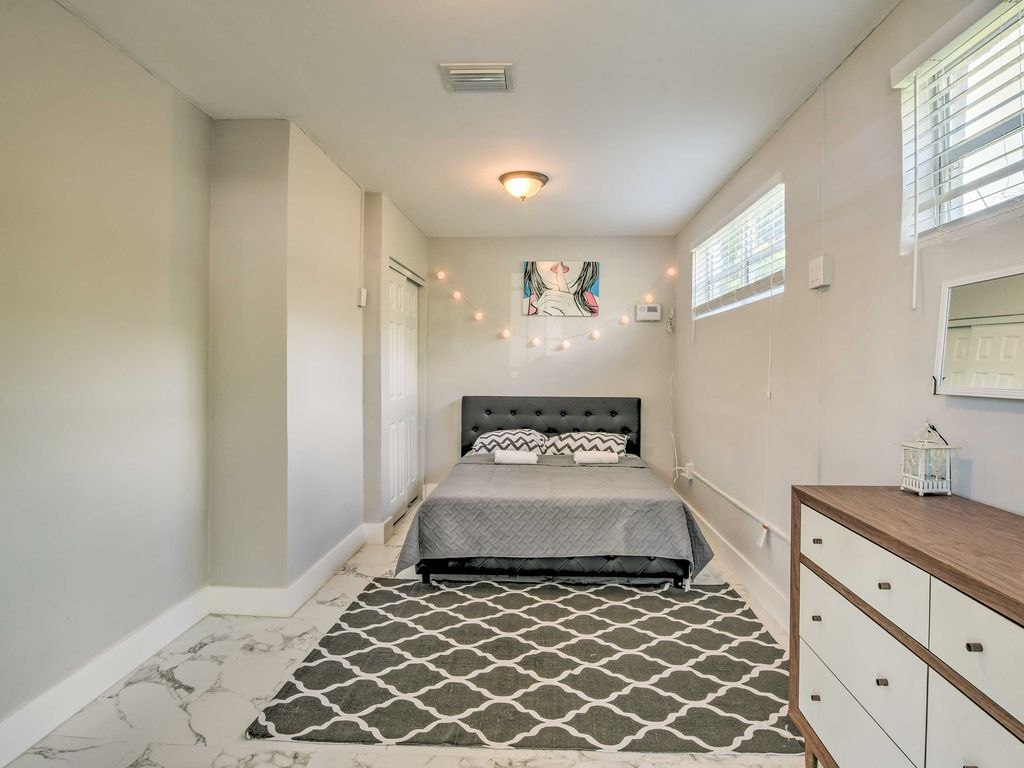 NEW! Colorful 4BR House Mins from Downtown Miami!