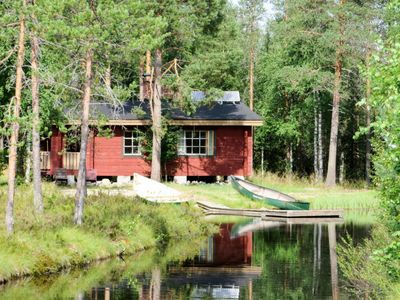 Photo for Vacation home Kylkeinen (FIL151) in Taivalkoski - 6 persons, 2 bedrooms