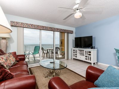 Photo for 407 Gulf Dunes: Perfect Dolphin Views! Sleeps 6! Lowest Rates!