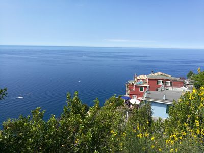 Photo for Teresita Apartments - A beautiful apartment with a sea view in Cinque Terre