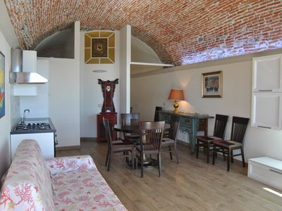 Photo for 1BR Apartment Vacation Rental in Cervo, Liguria