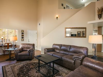 Photo for Cozy 4 BR with Hot Tub- Near Casino, Golf, I-25, Restaurants, and Entertainment