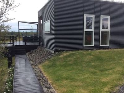 Photo for Two Cottages with Jacuzzi - close to Geysir and Gullfoss