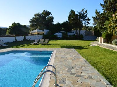 Photo for Villa Aurora Koxare luxury villa with private pool, garden and barbequ
