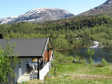 Vacation home in Viksdalen, Western Norway - 5 persons, 2 bedrooms