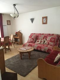Large Apartment with 2 bedrooms in Les Carroz d'Arâches - Label les Carroz 4 *