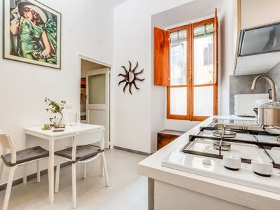 Photo for Lovely little nest in the heart of Testaccio