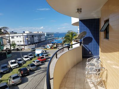 Photo for Apto de Frente p / 08, Sky, WI FI, partial sea view. Up to 12x s / interest in CC.