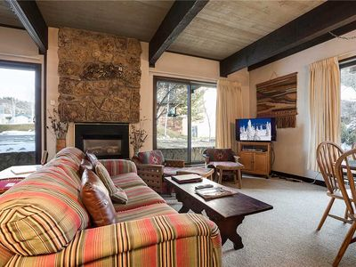 Photo for CA220 by Mountain Resorts ~ Charming Mountainside Condo with Pool/Hot Tub!