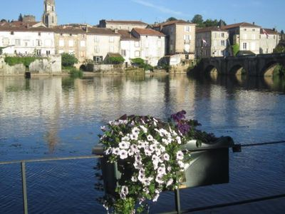 The River Vienne