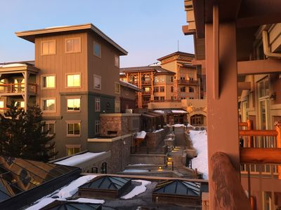 Photo for Wesgate Park City Resort & Spa - Ski- In/ Out At Canyons Village