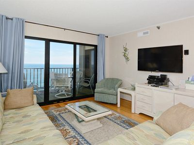 Photo for FREE DAILY ACTIVITIES! 2 BR Direct Oceanfront in Amenity Building