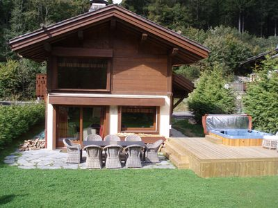 Photo for Chalet Mont Blanc   Argentiere