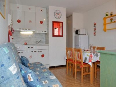 Photo for Apartment Cap d'Agde, 2 rooms, 4 persons