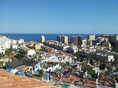 Photo for Luxury Penthouse Sea View, 185 m2 and 100 m2 terrace, 2 bedrooms