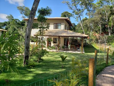 Photo for Quiet house in Praia do Forte