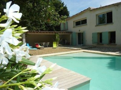 Photo for House l isle sur la Sorgue - Private pool - Free Wifi