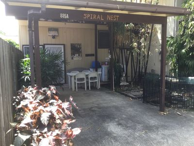 Photo for 1 Bedroom With Loft Located In A Great Kailua Neighborhood With Canal Access