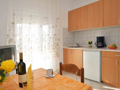Photo for Apartments Katarina / One bedroom apartment with shared terrace br.1