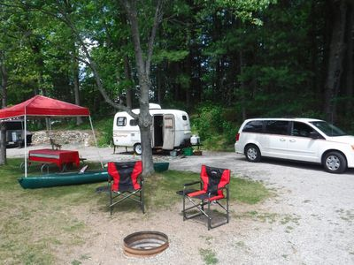 Camping for the Cherry Festival 2018