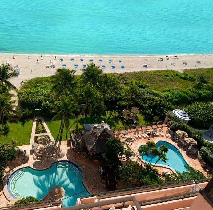 Miami Beach Alexander Hotel Ocean Front 4 Star Resort Blocks From South