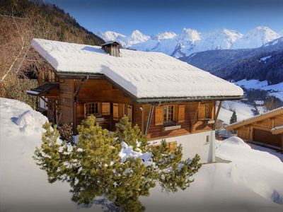 Photo for Walk to village from this stunning 5 star Alpine home - OVO Network