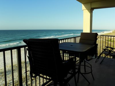 Photo for Ocean Front, Corner Unit, Wi-Fi,  2BR, 2 BA, Beautiful View