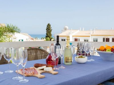 Photo for CoolHouses Algarve Luz, 2 Bed apartment w/ sea view, central. Love 1