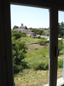 Photo for Apartment with swimming pool in SW France, near Atlantic, with private garden
