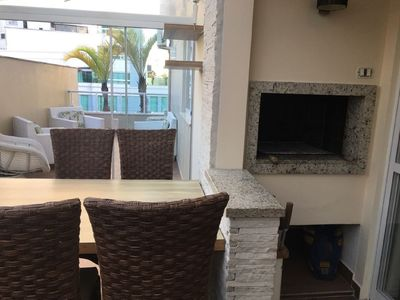 Photo for Beautiful apartment, 2 terraces (barbecue, jacuzzi) near shopping and beach.