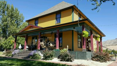 Photo for LARGE HOUSE - Perfect for groups! In the middle of WINE COUNTRY - WALK TO TOWN!