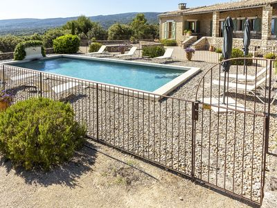 Photo for Beautiful Gordes Property - Incredible Guest Reiews