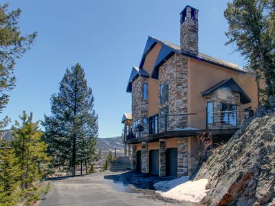 Photo for Lakefront getaway w/ sweeping views, private hot tub & shared pool - dogs OK!