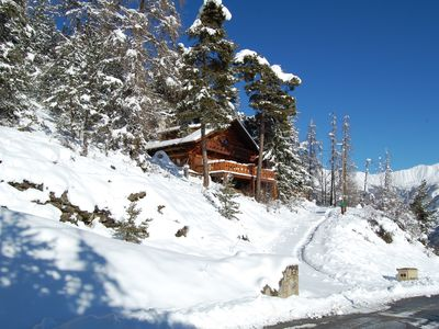 Photo for CHARMING CHALET PRA LOUP